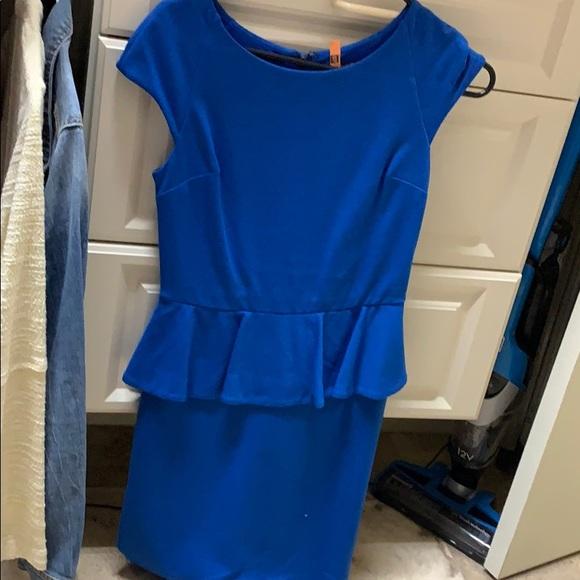 Express Dresses & Skirts - Peplum dress